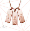 Dance Sing Live Inspirational Necklace RGP