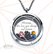Family Floating Locket