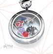 Personalized Floating Locket