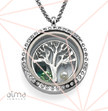 Tree of Life Floating Locket