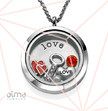 Simply Love Floating Locket